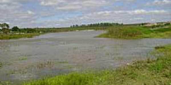 Lagoa em Curral de Dentro-Foto:AndréSilva