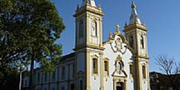 Igreja de Santo Antonio-Foto:Altemiro Olinto Cris�