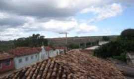 Datas - Telhado histórico feito por escravos, Hospital ao Fundo - Datas - MG, Por Willians Monteiro