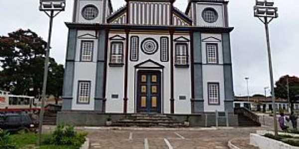 Igreja Matriz do Divino Datas - MG