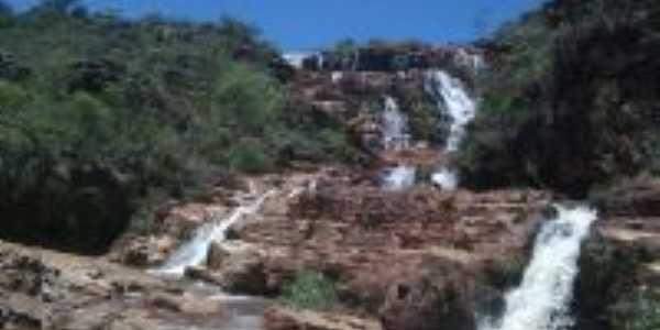 cachoeira do ribeirao de datas, Por MARCELO