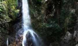 Delfinópolis - Cachoeira do Facão, Por Amauri Henrique de Lima
