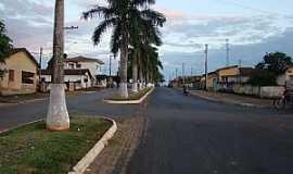 Delfinópolis - Delfinópolis-MG-Avenida de Acesso-Foto:Alexandre Bonacini