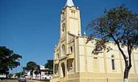 Delfin�polis - Igreja Matriz-Foto:Alexandre Bonacini [Panoramio]
