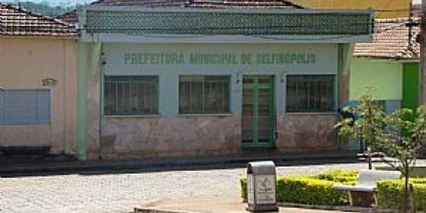 Delfinópolis-MG-Prefeitura Municipal-Foto:Alexandre Bonacini