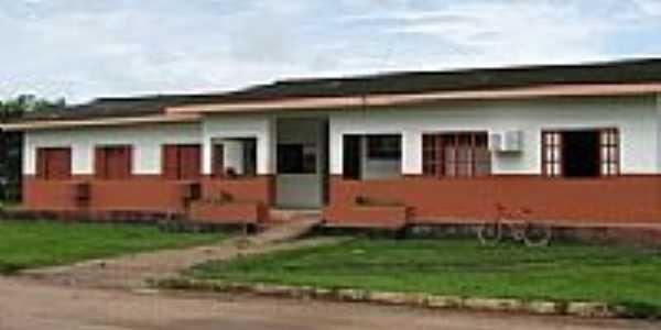 Secretaria da Saúde de Itaubal-AP-Foto:pmitaubal.
