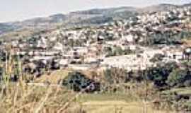 Descoberto - Vista da cidade-Foto:montanha