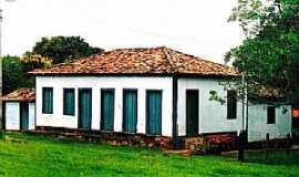 Desemboque - Desemboque-MG-Casarão Colonial-Foto:Glaucio Henrique Chaves
