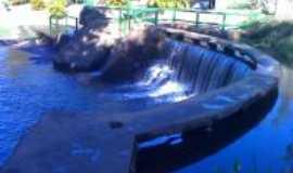 Desterro do Melo - barragem, Por Flávia