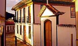 Diamantina - Diamantina-MG-Casa de Xica da Silva-Foto:Gui Torres