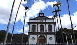 Diamantina - Diamantina-MG-Igreja de Biribiri-Foto:Ronan de Morais Araú…