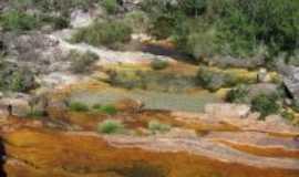 Diamantina - Cachoeira da Sentinela, Por Débora C. Rocha  Sete Lagoas -MG-