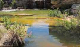 Diamantina - Cachoeira da Sentinela, Por D�bora C. Rocha  Sete Lagoas -MG-