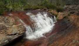 Diamantina - Em Cachoeira dos Cristais, Por D�bora C. Rocha  Sete Lagoas -MG-