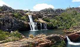 Diamantina - Cachoeira dos Cristais, por elissouza