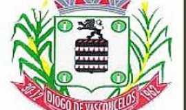 Diogo de Vasconcelos - Brasão de Diogo de Vasconcelos - MG