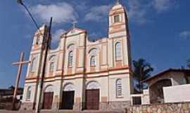Diogo de Vasconcelos - Igreja Matriz de São Domingos-Foto:Geraldo Salomão[Panoramio]