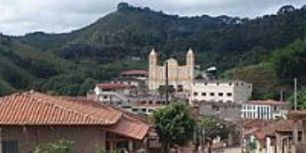 Vista parcial-Foto:Geraldo Salomão[Panoramio]