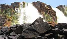 Laranjal do Jari - Cachoeira Santo Antonio-Foto:anderson batista