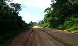 Laranjal do Jari - Estrada BR 156-Foto:Alan.Kardec 1