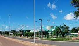 Laranjal do Jari - Terminal Rodoviário de Laranjal do Jari-Foto:Heraldo Amoras