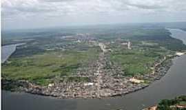 Laranjal do Jari - Vista aérea de Laranjal do Jari-Foto:cleiasoares.