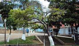 Dionísio - Dionísio-MG-Praça São Sebastião-Foto:Paulo Miranda Pereira
