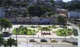 Divino - Praça principal, Por Alcir