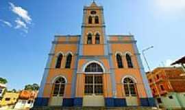 Divino - Igreja Matriz do Divino Espírito Santo-Foto:sgtrangel [Panoramio]