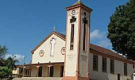 Divino de Virgolândia - Igreja Matriz São Gonçalo, por cadullopes.