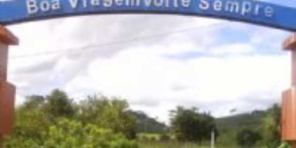 Portal Divino de Virgolândia - II, Por Franciele
