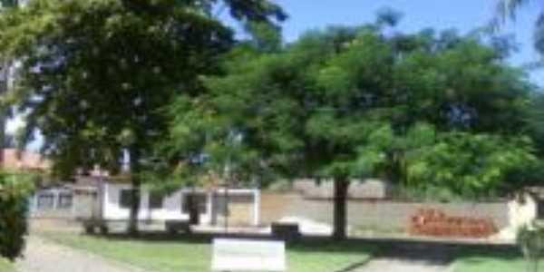 Praça Cônego João Avelino - Divino de Virgolândia - I, Por Franciele