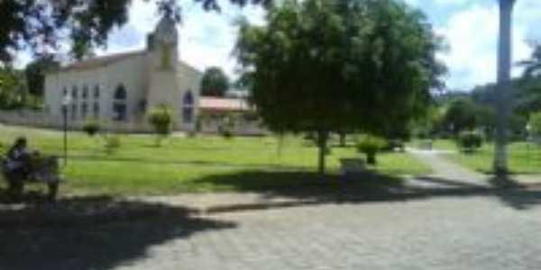 Praça Cônego João Avelino - Divino de Virgolândia, Por Franciele