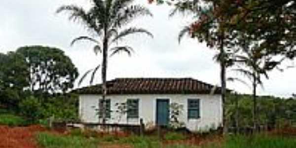 Casa área rural-Foto:Altemiro Olinto Cris…