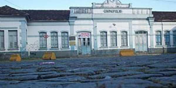 Divinópolis-MG-Estação Ferroviária-Foto:Leonardo Figueiredo