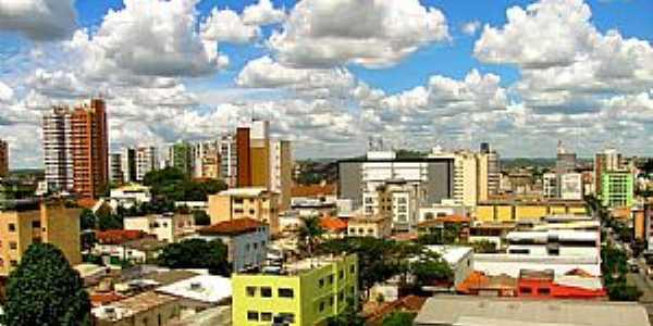 Divinópolis-MG-Vista da área central-Foto:Gui Torres