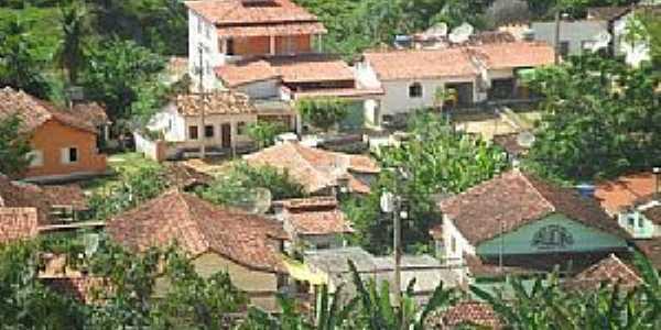 Dois de Abril-MG-Vista parcial do Distrito-Foto:Lié Pedreira
