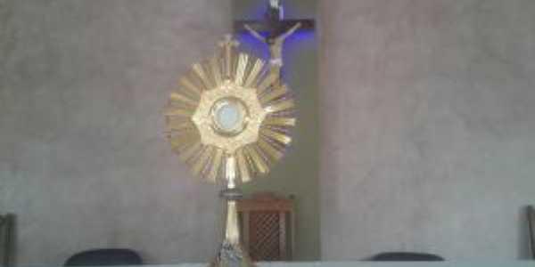altar  igreja são joão bosco  dom bosco mg, Por edna resende