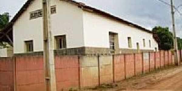 Estação Dom Modesto-Foto:amadeugomes