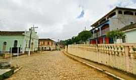 Dores da Vitória - Rua Principal-Foto:sgtrangel