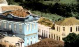 Dores de Campos - antigo predio da pref.Mun., Por Zema
