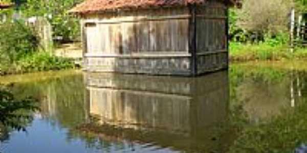 Dores de Guanhães-MG-Celeiro no Lago-Foto:Roberto Gloria