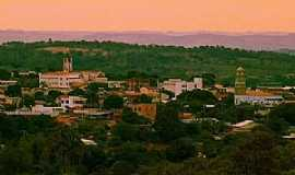 Dores do Indaiá - Dores do Indaiá-MG-Vista prcial da cidade-Foto:Eduardo Caetano Guimarães-Facebook