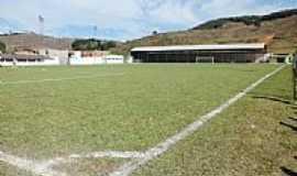 Dores do Turvo - Campo de Futebol em Dores do Turvo-MG-Foto:Antrbns