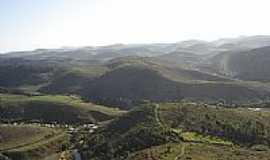 Dores do Turvo - Vista aérea da região de Dores do Turvo-MG-Foto:Rodrigo Padula de Ol…