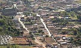 Dores do Turvo - Vista aérea do centro de Dores do Turvo-MG-Foto:Rodrigo Padula de Ol…