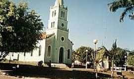 Doresópolis - Igreja Matriz de Doresópolis-MG-Foto:montanha