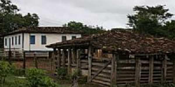 Área rural de Doresópolis-MG-Foto:Luiza de Paula Cunha