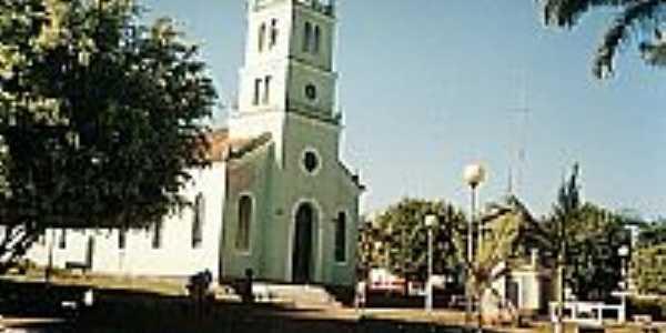 Igreja Matriz de Doresópolis-MG-Foto:montanha