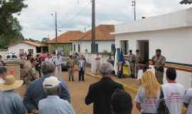 Douradinho - inauguração do posto policial, Por Douradinho Acontece
